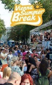Streetparade @ Summerbreak Vienna 2013
