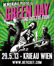 Green Day - Krieau Wien