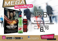 Mega MovieNight: Olympus Has Fallen