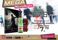 Mega MovieNight: World War Z in 3D
