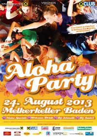 Aloha Party Summer 2013