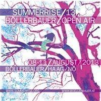 Böllerbauer Summerrise Open Air 2013