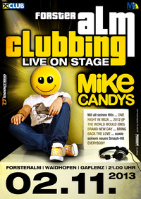 Mike Candys live