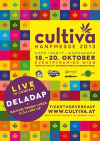Cultiva Hanfmesse 2013 - Tag 1