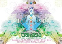 Trikaya  # 6  Electronica - Psychedelic Trance Event