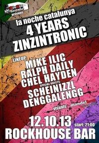 La noche catalunya - 4 years ZinZin tronic