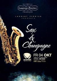 Sax & Champagne