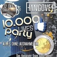 10.000 Likes Party