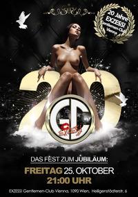 20 Jahre Exzess Gentlemen-Club@Exzess! Gentlemen-Club Vienna