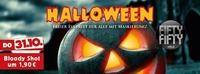 Halloween im Fifty Fifty