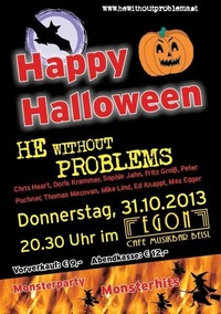 He without Problems - Halloweenspecial