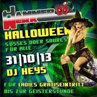Hammerwerk goes Halloween