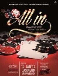 All In! Maturaball des BG/BRG für Slowenen@Casino Velden