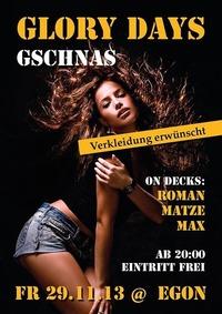 Glory Days Gschnas Vol. VII