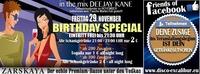 BIRTHDAY SPECIAL@Excalibur Ybbs