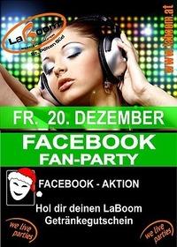 Facebook Fan Party