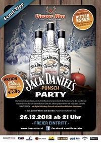 Jack Daniels Punsch - Party