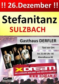 Stefani Tanz 2013