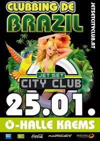 Clubbing de Brazil