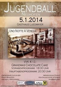 Landjugendball Neuhofen an der Ybbs 2014@Gasthaus Luegmayer