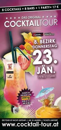 Cocktailtour Wien