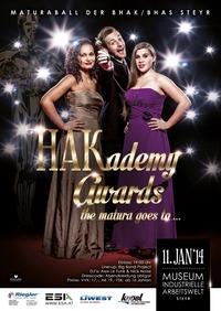 HAKademy Awards - the matura goes to...