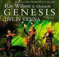Ray Wilson - Genesis Classic - Quintett - Live in Vienna
