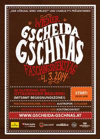 Gscheida Gschnas 2014 - Wiens lustigste Faschingsdienstagsparty in der Ottakringer Brauerei