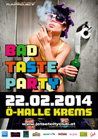 Jet Set City Club Bad Taste Party