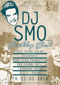 Dj Smo Birthday Bash