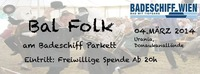 Bal Folk Am Badeschiff