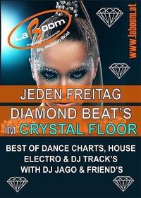 Diamond Beat's iim Crystal Floor