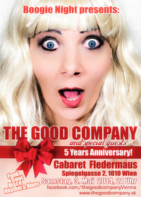 The Good Company - 5 Years Anniversary!