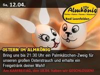 Ostern im Almkönig - Teil 1