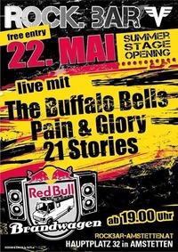 Red Bull Brandwagen / Summerstage Opening
