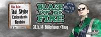 Bandulu - Blaze Up Di Fire - Release Party