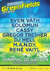 Greenfields Open Air 2014