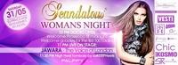 Scandalous Womans Night