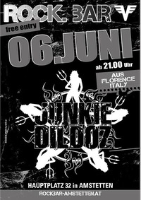 Junkie Dildoz / It Florence live