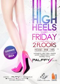 High Heels Goes Ibiza Opening