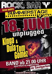Kinga Dula & Tom Gomez live