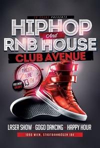 Hip Hop & RnB House