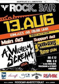 A Wilhelm Scream live
