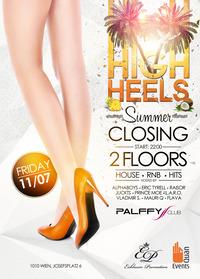 High Heels - Summer Closing