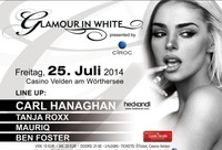 Glamour in White@Casino Velden