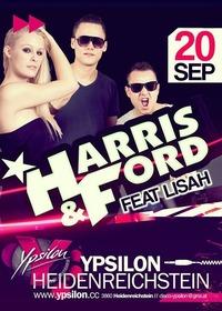 Harris  Ford feat. Lisah
