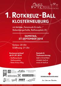 1.Rotkreuz-Ball@Babenbergerhalle