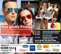Martini on Tour, das grosse Südtirols Fotomodel Finale  Rathausplatz Bozen@Rathausplatz