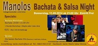 Salsa  Bachata im Manolos
