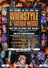 Wildstyle & Tattoo Messe - St. Pölten